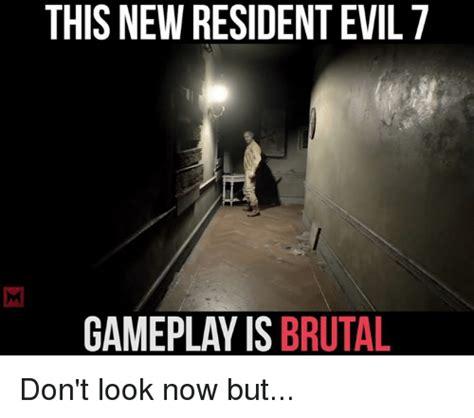 Resident Evil Memes - resident evil 7 memes related keywords resident evil 7