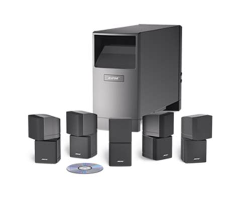 acoustimass  series iii home theater speaker system