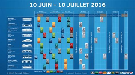 Calendrier Football Calendrier Et Prix De L 2016 De Football Note