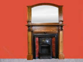 Arts And Crafts Fireplace Surround by Antiques Atlas Arts And Crafts Surround Tiled Insert