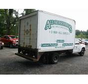 Purchase Used 2000 CHEVY 3500 12 FOOT BOX TRUCK In Verona