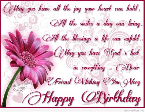 Happy Birthday Wishes For A Friend Happy Birthday Friends Wishes