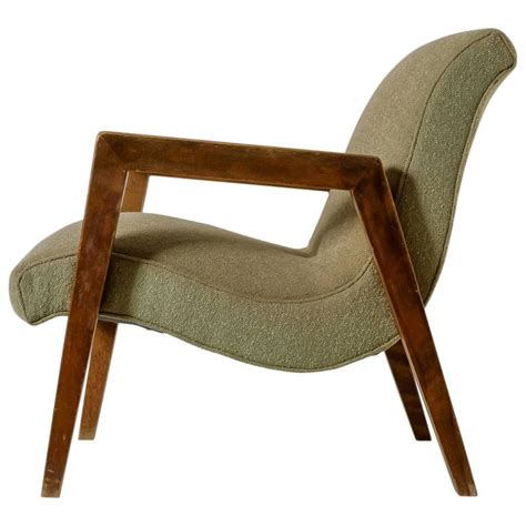 Curved Lounge Chair by Russel Wright Curved Lounge Chair Usa 1940s For Sale At