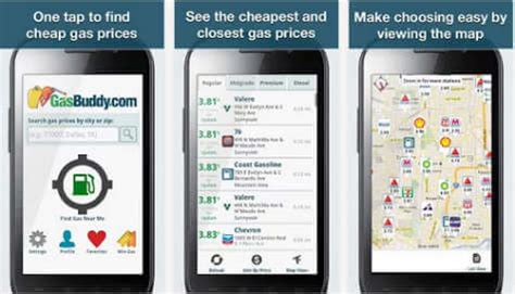 gasbuddy app for android 6 must android apps for road trip to save your money and time mashtips