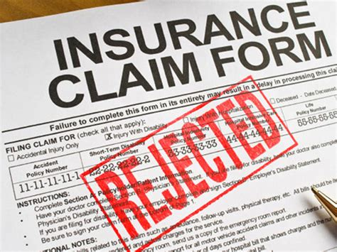 Was Your Car Insurance Claim Denied? Here are 7 Likely
