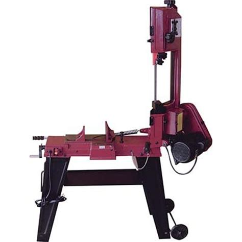 horizontal band saw table metal cutting saw
