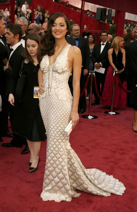 Marion Cotillards Oscar Dress From Runway To Carpet by Fashion Lessons From Stylist Less Glam Radar