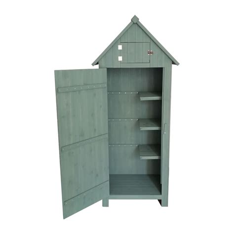 Sentry Garden Shed by Kent Stowe Sentry Shed