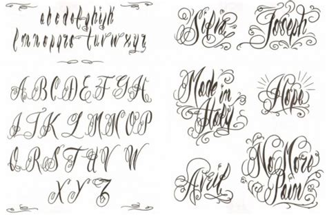 tattoo fonts names cursive tattoo trend ideas key and lock tattoo designs