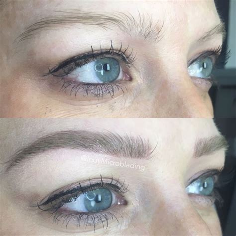 process of tattoo eyebrows the 25 best microblading eyebrows training ideas on