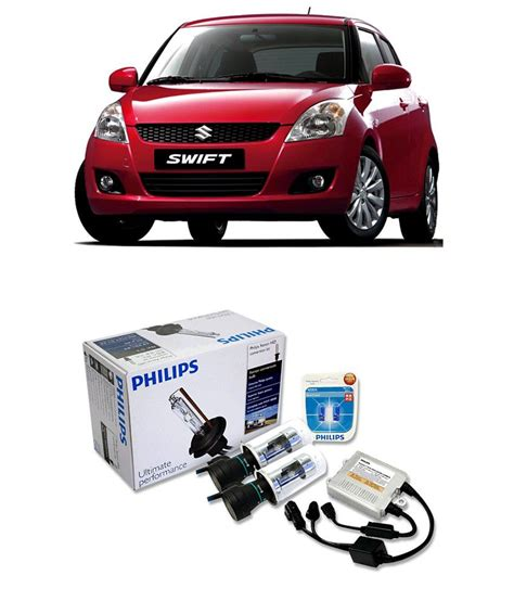 Lu Hid Mobil Philips philips hid kit for maruti buy philips hid kit for