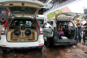 Mobil Daihatsu Xenia Daihatsu Xenia Modifikasi Car Interior Design