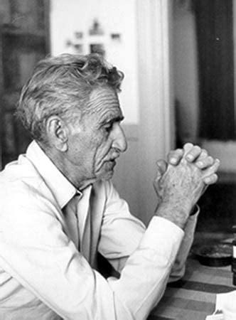 """George Oppen's """"Of Being Numerous"""" 