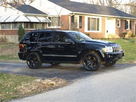 Srt8 Jeep Forum From Offroad Jeep To Srt8 Wanna Be Pics Of The Transform