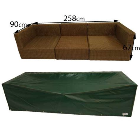 3 piece couch cover oceans sofa cover pvc st 3 piece modular set