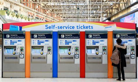 best rail fares uk rail companies to trial major rail fare changes for