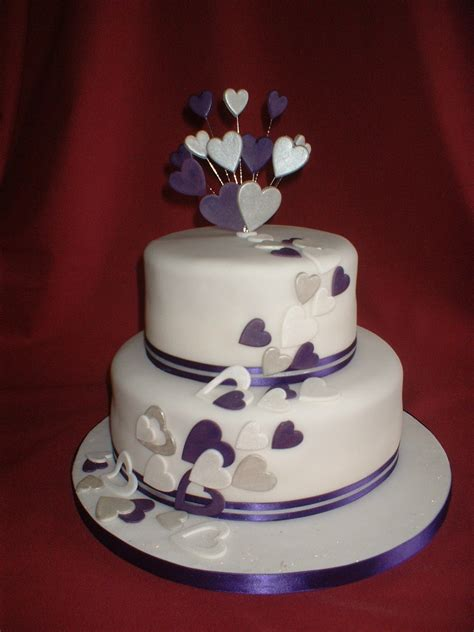 Wedding Cake Pictures Gallery by 2 Tier Wedding Cakes Pictures Cake Decotions