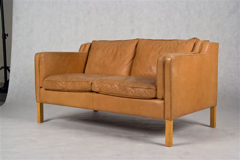 Stouby 2 Seater Leather Sofa 2 Seater Leather Sofa