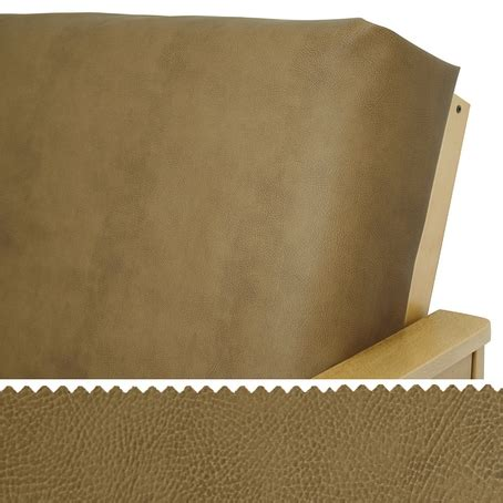 Futon Arm Covers by Faux Leather Bomber Arm Cover Protectors