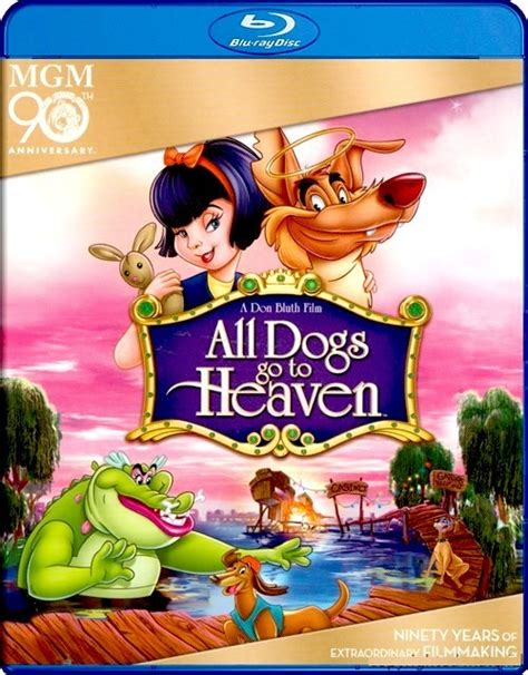 all dogs go to heaven cast mgm celebrates 90 years giveaway mgminsiders moose and tater