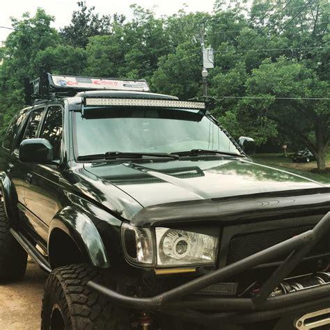 largest led light bar 42 inch led windshield mount light bar toyota 4runner