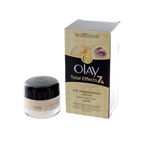 Olay Total Effect 7 In One olay total effects anti aging 7 in 1 eye transforming