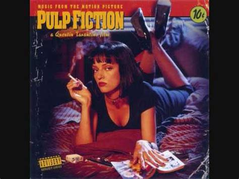 pulp fiction soundtrack pulp fiction soundtrack urge overkill girl you ll be a