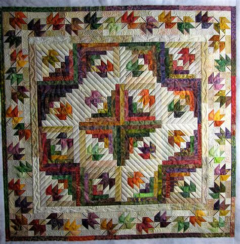 Fall Quilts Bedding The Secret Of Mrs Meatloaf A Quilt For Autumn