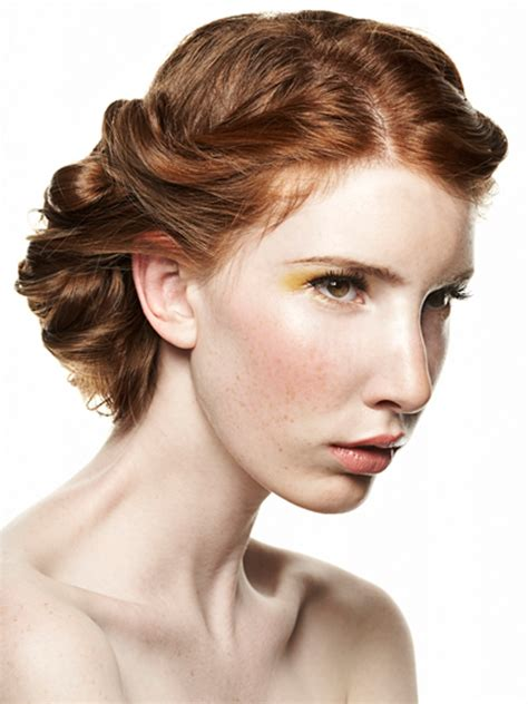 twisted updo hairstyles hair styling ideas for hair 2012