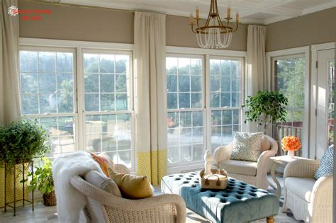 curtains in sunroom imparting grace grace at home no 72