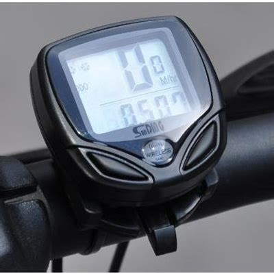 Speedometer Sepeda Wireless Display Lcd Sd 548c Speedometer Sepeda Wireless Display Lcd Sd 548c Black Jakartanotebook