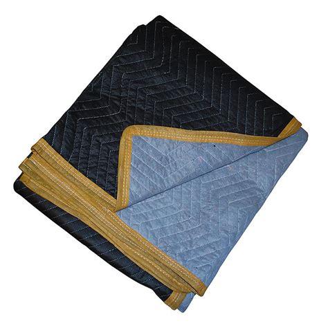 budget warehouse pads blackgray dozen moving blankets