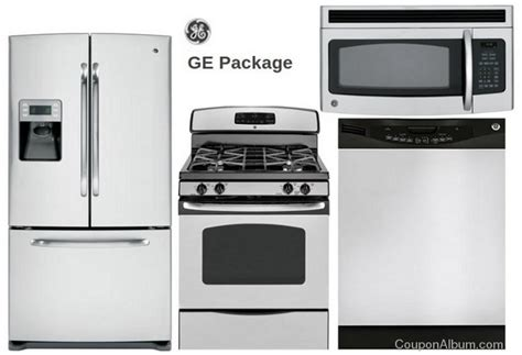 ge kitchen appliances abt hot deal get 828 off ge 4 piece appliance package