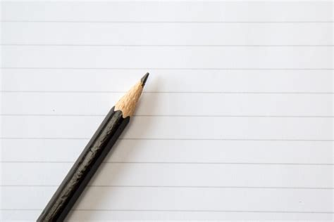How To Make Pencil With Paper - paper and a pencil free stock photo domain pictures