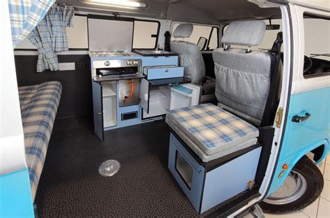 Select Floor Plans by Vw T2 Diamond From Danbury Campervans Caravans And