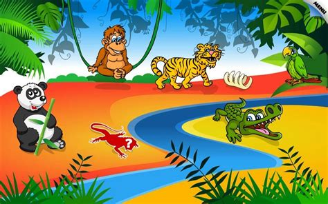 Elc Zoo Puzzle 36 Pcs animal preschool puzzle l android apps on play