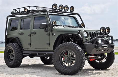 Jeep Aftermarket Buying A Jeep Wrangler What You Need To Kendall