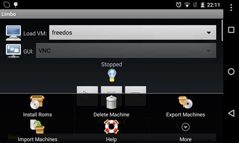 qemu android limbo pc emulator qemu x86 android apps on play