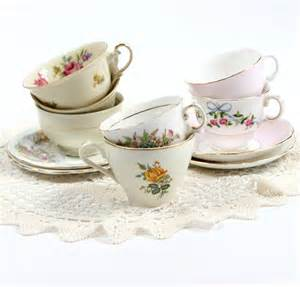 little vintage days tea cups and chinaware