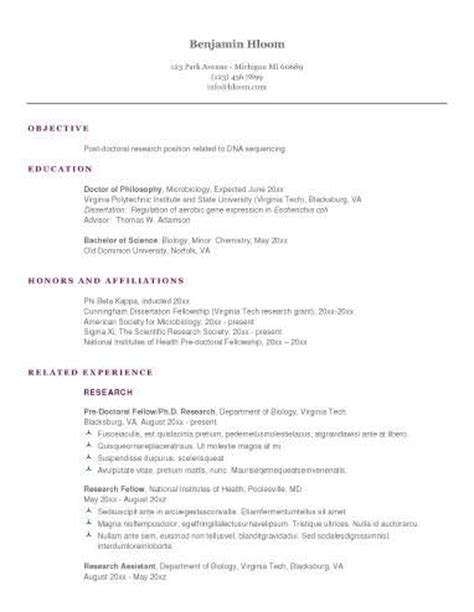 traditional professional resume layout doctoral masters degrees r 233 sum 233 paper