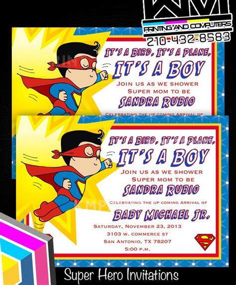 Superman Baby Shower Invitations by Superman Baby Shower Birthday Invitations Gracie S