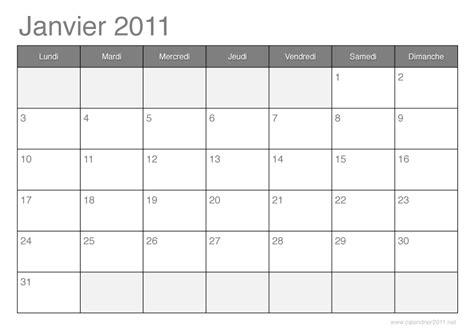 Calendrier 2011 Gratuit Calendrier 2011 192 Imprimer