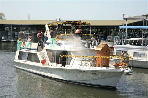 boat mechanic in stockton stockton yacht club opening day parade