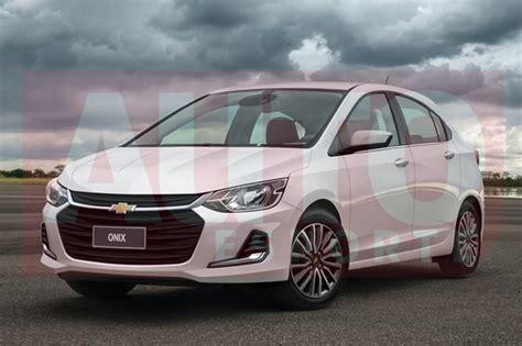 Chevrolet Onix 2020 by Chevrolet Onix 2020 Estar 225 Nas Lojas Entre Julho E Agosto