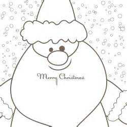 Christmas Card Templates For Children To Make Free Christmas Card Templates For Kids