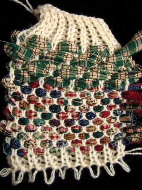 rug weaving machine rag rug weaving on knitting machine fiber weaving