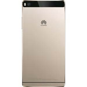 Huawei P8 Premium   Free View Flip Case (Luxury Gold