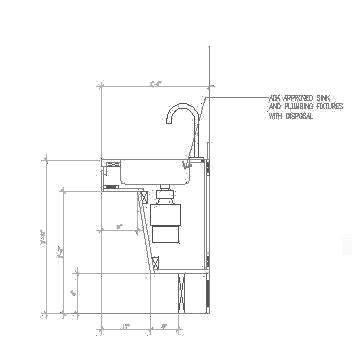 Ada Compliant Kitchen Cabinets by Sink Jpg 352 215 351 O J Project 2017