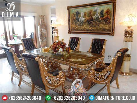Kursi Makan Jati 100 set meja makan jati minimalis set meja makan kayu jati solid jual furniture jepara