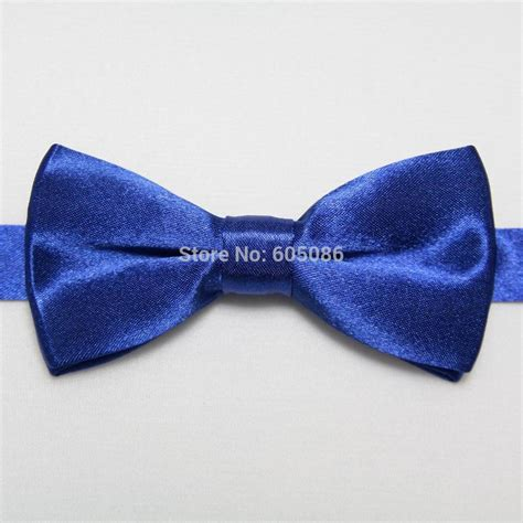 Tie Solid Fashion Tootal fashion solid color boy s polyester bowtie neck ties baby